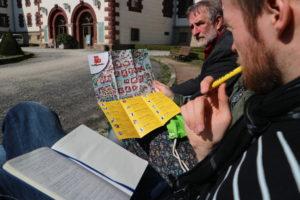 """Der Kinderstadtplan aus dem Projekt """"Kinderstadt Meiningen"""""""